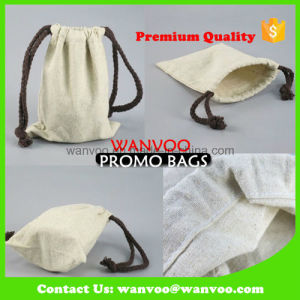 Small Design Top Quality Organic Cotton Bag pictures & photos