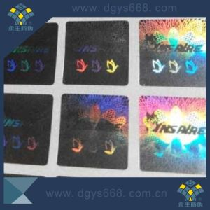 Flip Flop Laser Sticker Printing pictures & photos
