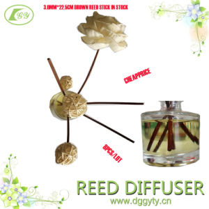 in Stock 3.0mm*23.5cm Brown Wooden Scent Sticks for Reed Diffuser Cheap Price pictures & photos