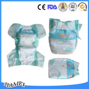 High Quality Baby Diaper with Elastic Waistband in Fujian pictures & photos