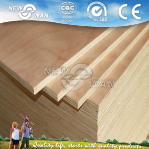 6mm 9mm 12mm 15mm 18mm Commercial Plywood for Furniture pictures & photos