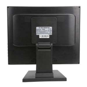 "Cheap Receipt Printer Use Resistive LCD LED 15 Inch / 15"" Touch Screen Monitor for POS System pictures & photos"