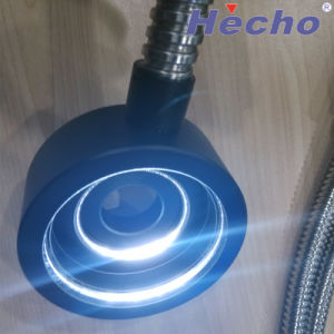 Fiber Optic Ring Light Guide for Exhibition Lighting
