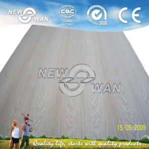 Veneer Laminated One Side Melamine MDF Board (NVM-1123) pictures & photos