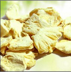 Dried Pineapple Crispy-Healthy Freeze Dried Snacks