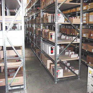 Jracking Logistic Equipment Medium Duty Longspan Shelving