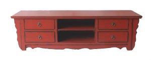 Chinese Furniture Wooden TV Cabinet TV207 pictures & photos