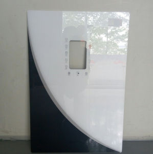 New Style Water Purifier Glass Front Panel Made by China Supplier
