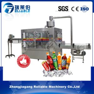 Carbonated Soft Drink Filling Production Machines pictures & photos