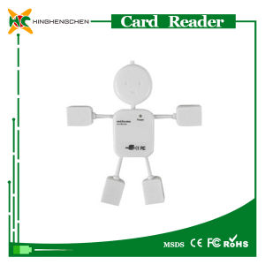 Wholesale Card Reader USB Memory Card Reader pictures & photos