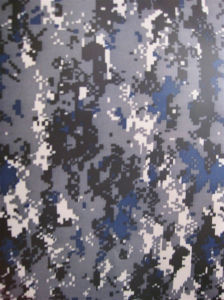 Fy-DC04 Digital Camouflage Printing 600d Oxford Polyester Fabric pictures & photos