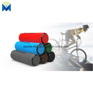 Bluetooth Speaker Outdoor Bicycle Portable Subwoofer Bass Speakers Power Bank+LED Light +Bike Mount pictures & photos