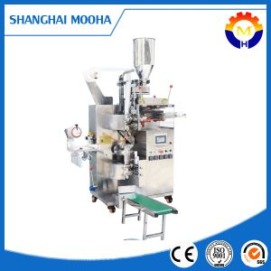Tea Bag Packing Machine Inner Bag with String and Tag pictures & photos