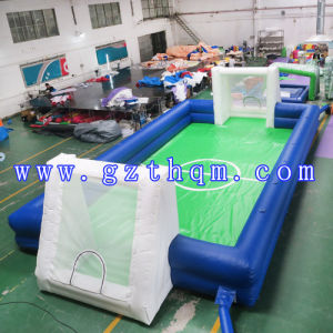 Big Football Inflatable Model /Inflatable Soccer Field pictures & photos