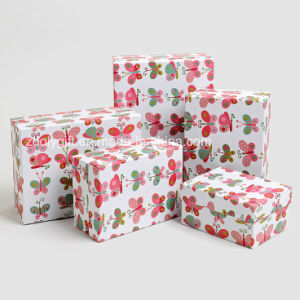Cheap Custom Printing Paper Storage Packing Gift Boxes pictures & photos
