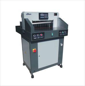 Hydraulic Cutting Machine Paper Machine (WD-4908F) pictures & photos