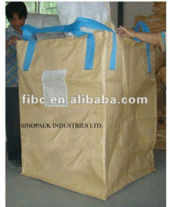 Blue Loops FIBC Jumbo Bags for Packing Iron Oxide Powder pictures & photos