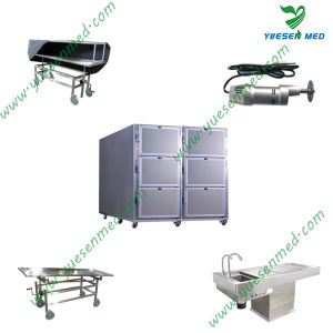 One-Stop Shopping Medical Hospital Mortuary Bed pictures & photos