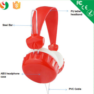 Best Christmas Gift Promotional Headphones pictures & photos