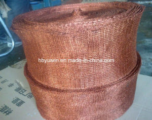 Copper Coated Filter Wire Mesh pictures & photos