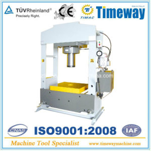 300ton Customized Cylinder Press Machine pictures & photos