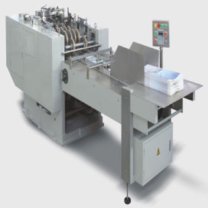 Innovo Paper Bag Lock-Bottom Machine pictures & photos