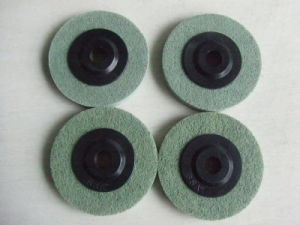 Green Polishing Disc pictures & photos