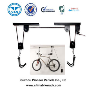 Ceiling Hanging Metal Bike Racks for Home Use pictures & photos