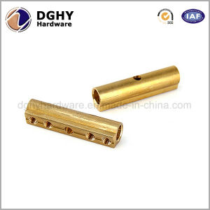High Precision Brass Spare Parts, Brass Turning Parts, Brass Parts pictures & photos