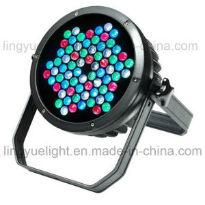 Outdoor DMX LED PAR 64 DJ Disco Stage Light pictures & photos