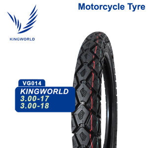 Vee Rubber Motorcycle Tire 300-17 for Kenya pictures & photos