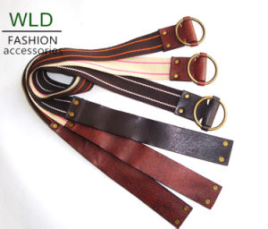 Classic Style High Quality Canvas Belt (CKY0042) pictures & photos