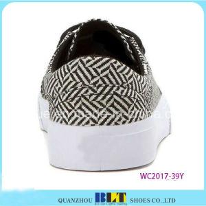 Wholesale Women Cheap Canvas Shoes pictures & photos