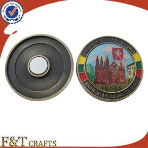 Cool Design Vintage Souvenir Gifts 3D Embossed Fridge Magnet (FTFM2272A) pictures & photos