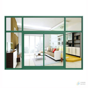 Feelingtop Aluminum Thermal Break Tilt and Turn Aluminum Casement Window pictures & photos