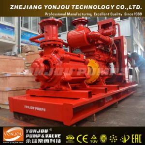 High Pressure Boosting Fire Pump pictures & photos