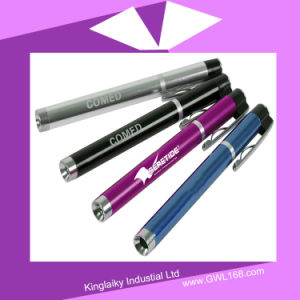 Promotional Medical Torch Pen with Light (BH-018) pictures & photos
