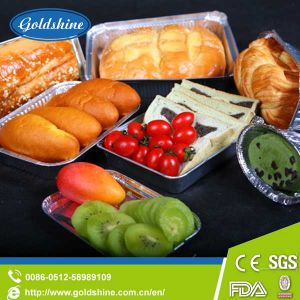 Disposable Takeaway High Quality Aluminum Foil Container pictures & photos
