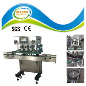 Automatic Bottle Liquid/Detergent Filling Capping Machine pictures & photos