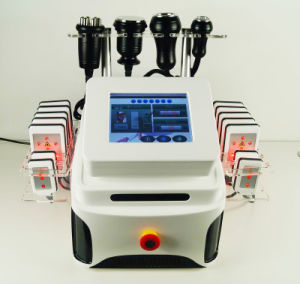 Vacuum Massage Cavitation Radio Frequency Fat Loss Equipment pictures & photos