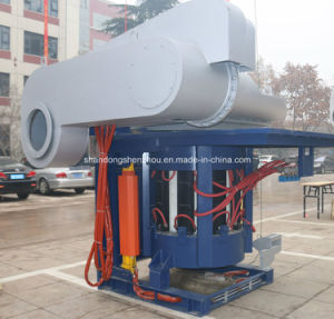 1ton Electric Melting Furnace for Casting Industry