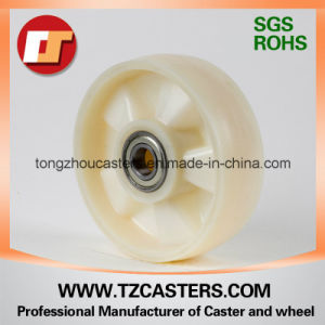 Mc Nylon Wheel with Ribs 200X50 pictures & photos