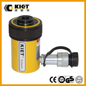 Made in China Hollow Single Acting Cylinder Hydraulic Cylinder pictures & photos