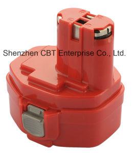 Battery Makita 1433 1434 1435 193060-0 14, 4V Ni-CD 1500mAh