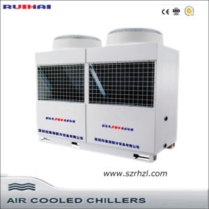 Central Air Conditioner Water Cooled Chiller for Hotel pictures & photos