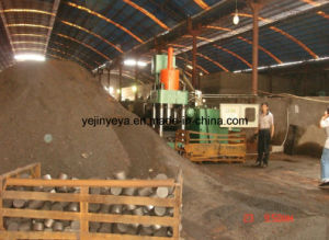 Briquetting Press Machine for Stainless Steel Scrap pictures & photos