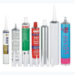 Collapsible Aluminum Tube for Glue and Ab Rubber pictures & photos