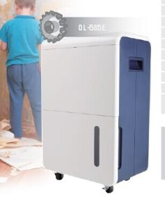 70L/D Home Plastic Protable Dehumidifier with Water Level Line pictures & photos