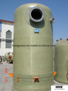 FRP Horizontal Tank for Sewage Treatment pictures & photos