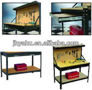 ESD Worktable Cabinet Workbench Workstation (YH-WT036A) pictures & photos